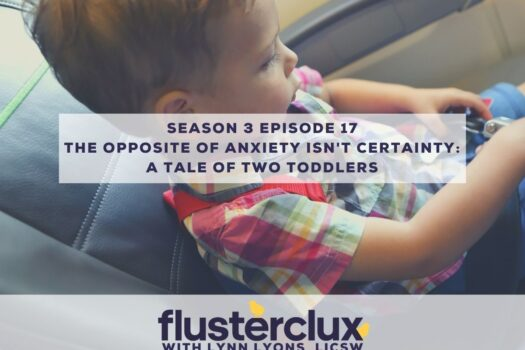 The Opposite of Anxiety isn't Certainty: A Tale of Two Toddlers